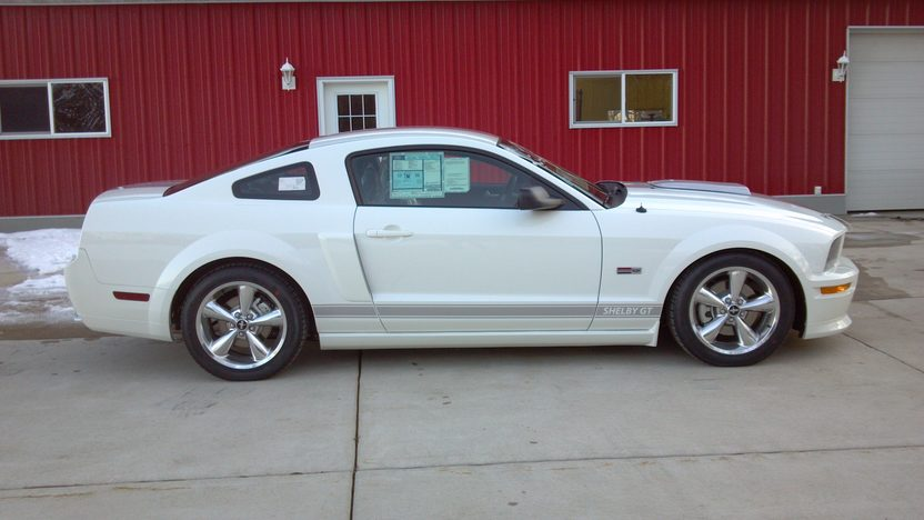 2007 Ford Shelby GT Coupe Never Dealer Prepared presented as lot F171 at Houston, TX 2013 - image2