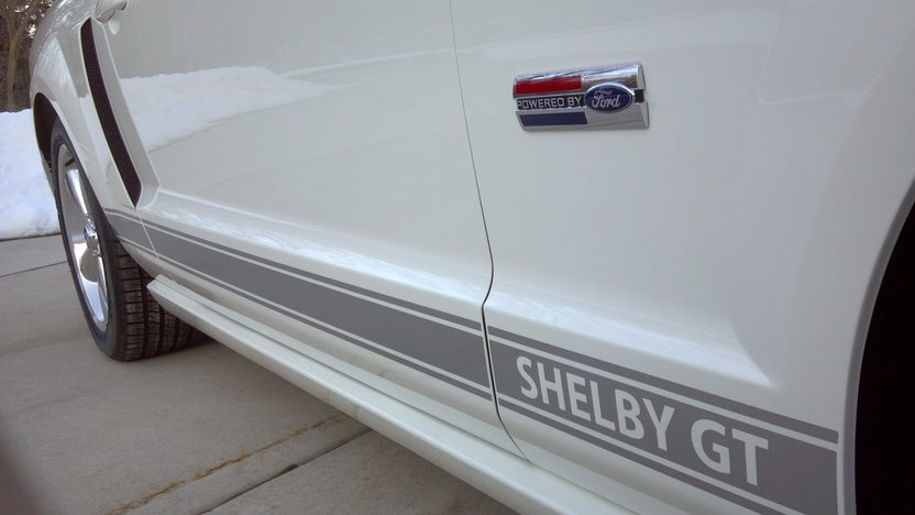 2007 Ford Shelby GT Coupe Never Dealer Prepared presented as lot F171 at Houston, TX 2013 - image6