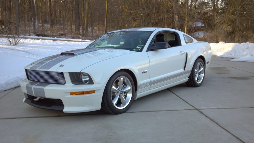 2007 Ford Shelby GT Coupe Never Dealer Prepared presented as lot F171 at Houston, TX 2013 - image8