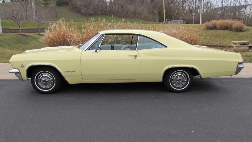 1965 Chevrolet Impala SS 283/195 HP, Factory Air presented as lot F201 at Houston, TX 2013 - image2