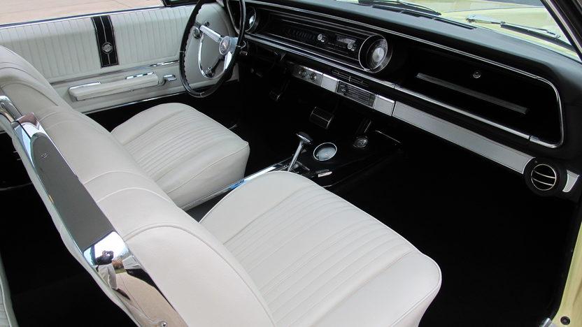 1965 Chevrolet Impala SS 283/195 HP, Factory Air presented as lot F201 at Houston, TX 2013 - image4