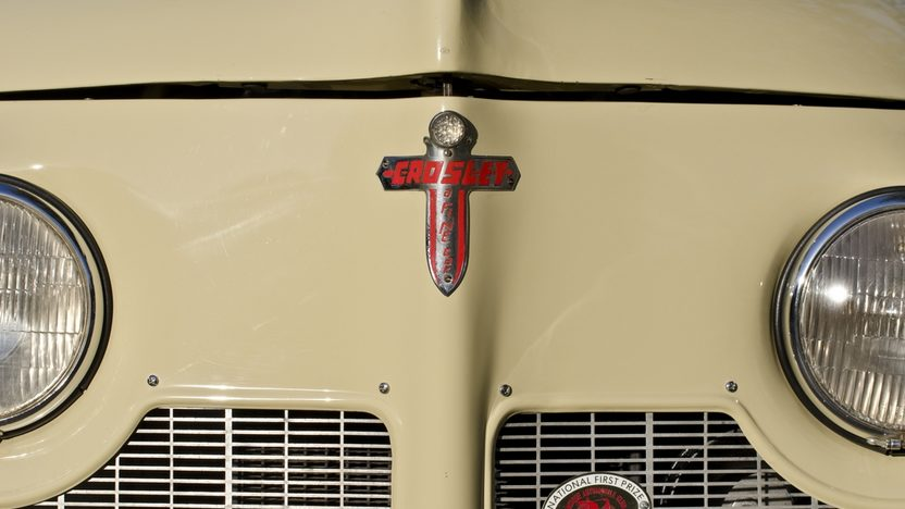 1947 Crosley Convertible 44 CI, 3-Speed, Full Restoration presented as lot F212 at Houston, TX 2013 - image9