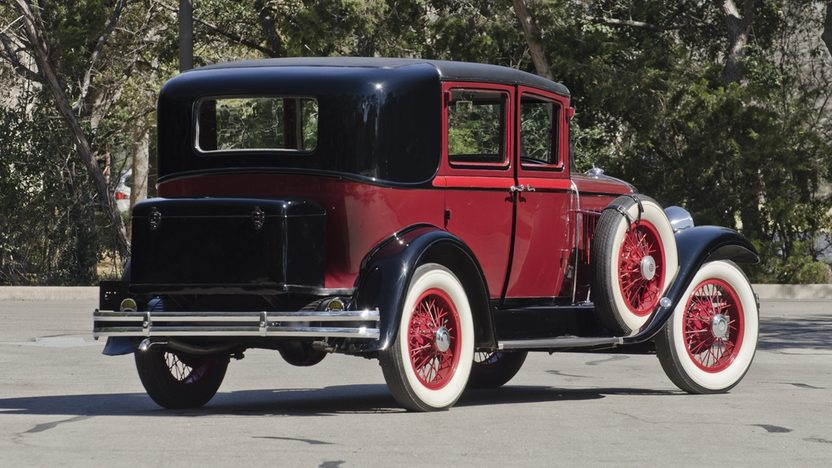 1930 Studebaker Dictator Sedan Straight Six, 3-Speed, Complete Restoration presented as lot F225 at Houston, TX 2013 - image2