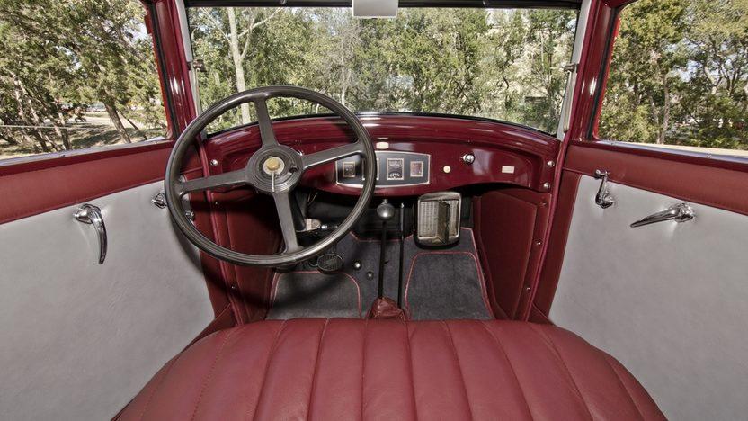 1930 Studebaker Dictator Sedan Straight Six, 3-Speed, Complete Restoration presented as lot F225 at Houston, TX 2013 - image3