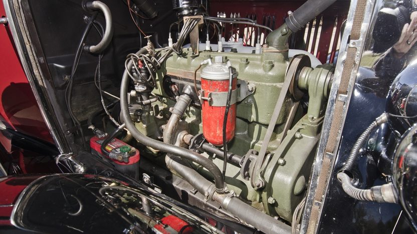 1930 Studebaker Dictator Sedan Straight Six, 3-Speed, Complete Restoration presented as lot F225 at Houston, TX 2013 - image6