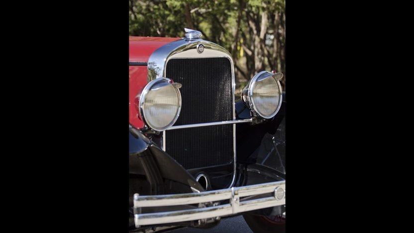 1930 Studebaker Dictator Sedan Straight Six, 3-Speed, Complete Restoration presented as lot F225 at Houston, TX 2013 - image7