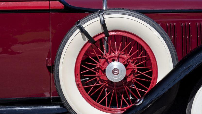 1930 Studebaker Dictator Sedan Straight Six, 3-Speed, Complete Restoration presented as lot F225 at Houston, TX 2013 - image8