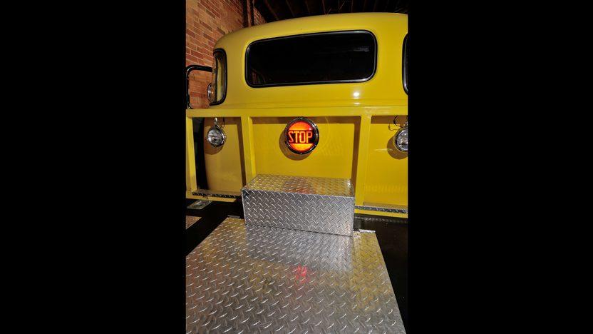 1947 Chevrolet COE Car Hauler 500 CI, 5 Window Cab presented as lot F245 at Houston, TX 2013 - image9