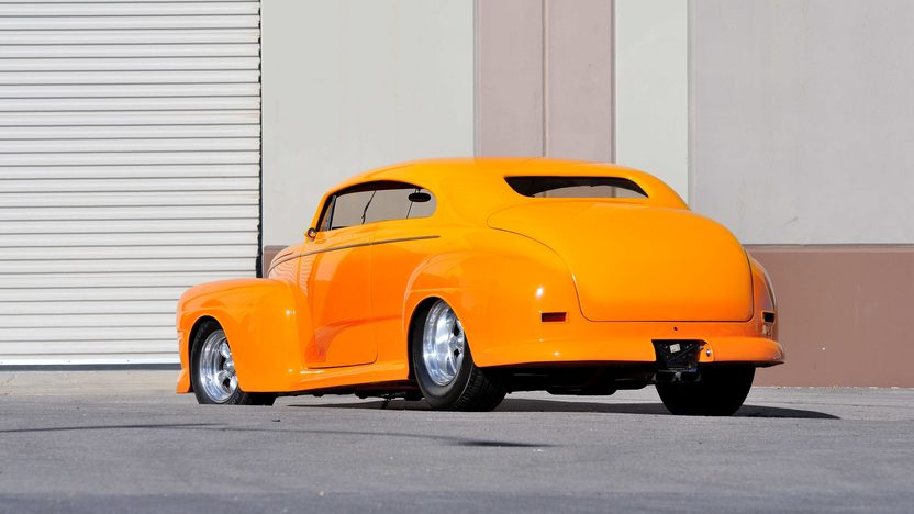 1948 Ford Custom Hardtop Street Rod Magazine Feature Car presented as lot F249 at Houston, TX 2013 - image3