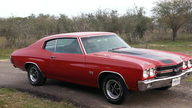 1970 Chevrolet Chevelle SS 396/350 HP, Automatic presented as lot F263 at Houston, TX 2013 - thumbail image5