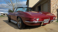 1966 Chevrolet Corvette Convertible 427/425 HP, 4-Speed presented as lot F266 at Houston, TX 2013 - thumbail image3