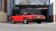1990 Jaguar XJS Convertible 5.3L V-12, Red/Saddle presented as lot F278 at Houston, TX 2013 - thumbail image3