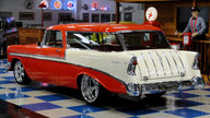 1956 Chevrolet Nomad 350 CI, Vintage Air presented as lot F281 at Houston, TX 2013 - thumbail image10