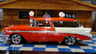 1956 Chevrolet Nomad 350 CI, Vintage Air presented as lot F281 at Houston, TX 2013 - thumbail image2