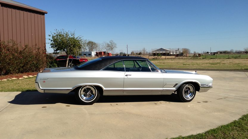 1966 Buick Wildcat GS Coupe 425 CI, Automatic presented as lot F287 at Houston, TX 2013 - image5