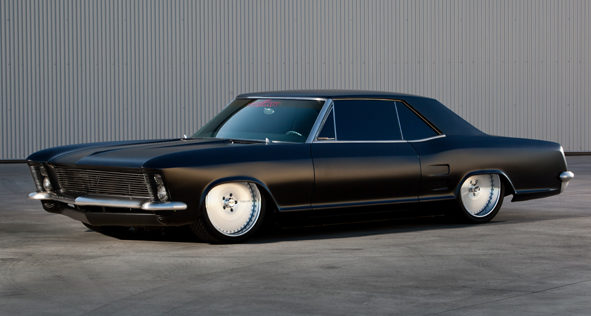 1963 Buick Riviera 5.7L, Custom Built Car presented as lot F297 at Houston, TX 2013 - image5