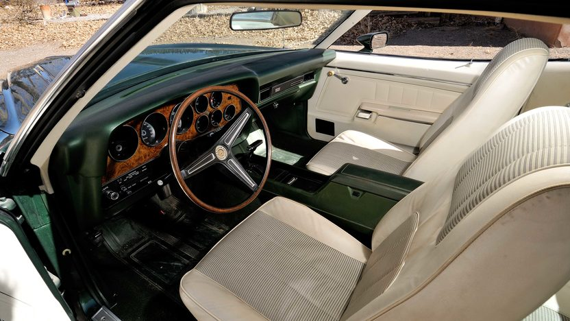 1972 Mercury Montego GT presented as lot F307 at Houston, TX 2013 - image4
