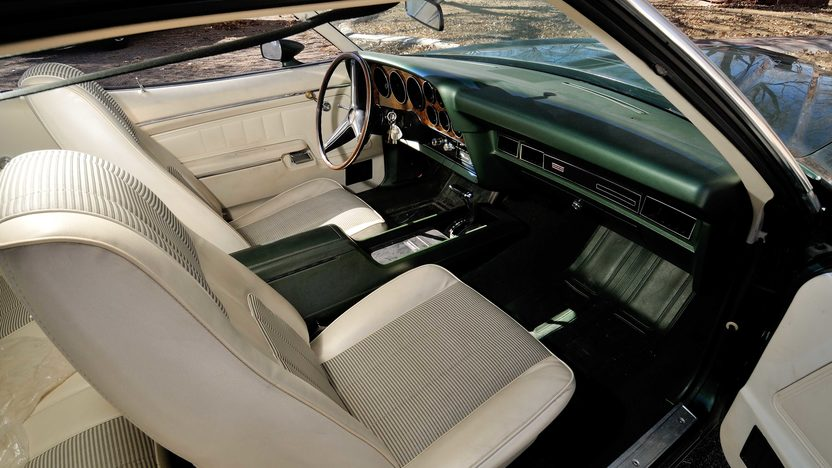 1972 Mercury Montego GT presented as lot F307 at Houston, TX 2013 - image5