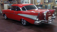 1957 Chevrolet Bel Air Hardtop 350 CI, Automatic presented as lot F318 at Houston, TX 2013 - thumbail image2