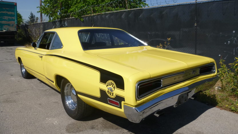 1970 Dodge Charger Coupe presented as lot F330 at Houston, TX 2013 - image7
