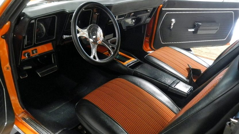 1969 Chevrolet Camaro Z28 383 CI, Air Ride presented as lot F296 at Houston, TX 2013 - image4