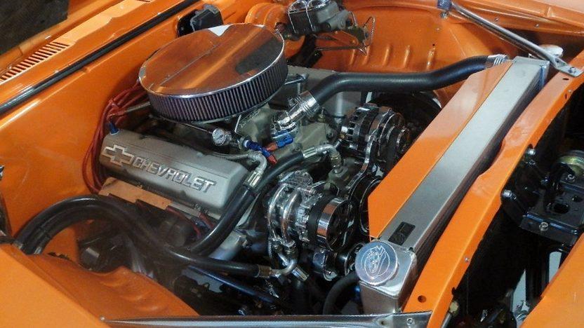 1969 Chevrolet Camaro Z28 383 CI, Air Ride presented as lot F296 at Houston, TX 2013 - image8