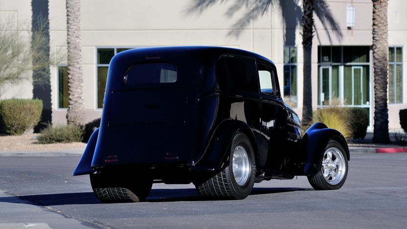 1933 Willys Sedan Delivery Street Rod 510 HP, Tubular Frame, Air Ride presented as lot S118 at Houston, TX 2013 - image3