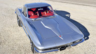 1965 Chevrolet Corvette Coupe 396/425 HP, 4-Speed, Silver/Red presented as lot S125 at Houston, TX 2013 - thumbail image10
