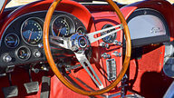 1965 Chevrolet Corvette Coupe 396/425 HP, 4-Speed, Silver/Red presented as lot S125 at Houston, TX 2013 - thumbail image4