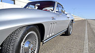 1965 Chevrolet Corvette Coupe 396/425 HP, 4-Speed, Silver/Red presented as lot S125 at Houston, TX 2013 - thumbail image9
