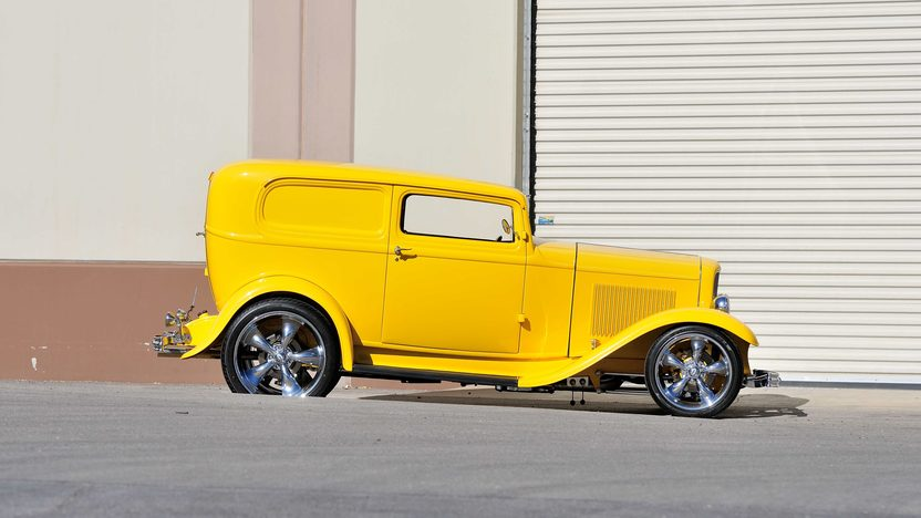 1932 Ford Sedan Delivery Street Rod 327 CI, Chopped Top presented as lot S132 at Houston, TX 2013 - image2