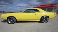 1970 Plymouth Cuda Resto Mod Aluminum 528/650 HP Hemi presented as lot S136 at Houston, TX 2013 - thumbail image2