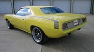 1970 Plymouth Cuda Resto Mod Aluminum 528/650 HP Hemi presented as lot S136 at Houston, TX 2013 - thumbail image3