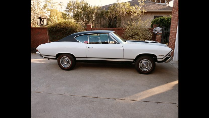 1968 Chevrolet Chevelle SS Sold New at Nickey Chevrolet presented as lot S166.1 at Houston, TX 2013 - image2
