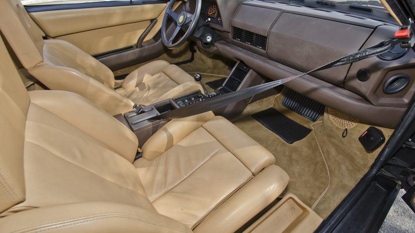 1987 Ferrari Testarossa Two Owner with 4,700 Miles, Factory Luggage presented as lot S169 at Houston, TX 2013 - image4
