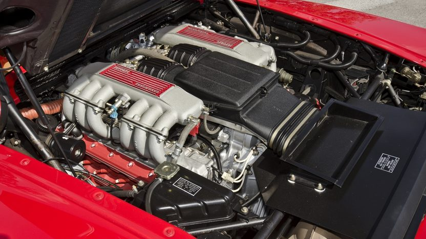 1987 Ferrari Testarossa Two Owner with 4,700 Miles, Factory Luggage presented as lot S169 at Houston, TX 2013 - image7