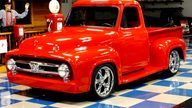 1953 Ford F100 Pickup 350 CI, Air Ride presented as lot S156.1 at Houston, TX 2013 - thumbail image12
