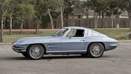 1963 Chevrolet Corvette Split Window Coupe 327/360 HP, 4-Speed, Factory Silver Blue presented as lot S172 at Houston, TX 2013 - thumbail image10