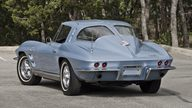 1963 Chevrolet Corvette Split Window Coupe 327/360 HP, 4-Speed, Factory Silver Blue presented as lot S172 at Houston, TX 2013 - thumbail image2