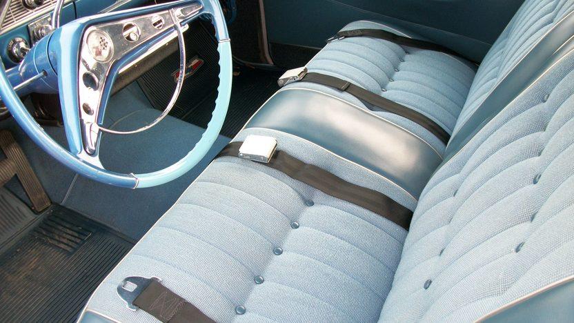 1956 Chevrolet Bel Air Sedan 350/300 HP, Automatic presented as lot S187.1 at Houston, TX 2013 - image4