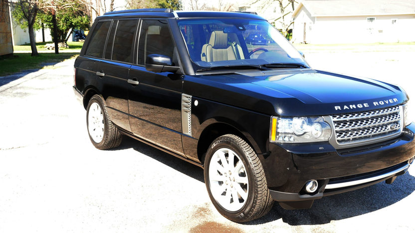 2011 Range Rover Mark III Supercharged 5.0L, Only 100 Miles presented as lot S190.1 at Houston, TX 2013 - image10