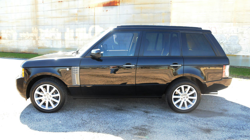 2011 Range Rover Mark III Supercharged 5.0L, Only 100 Miles presented as lot S190.1 at Houston, TX 2013 - image2