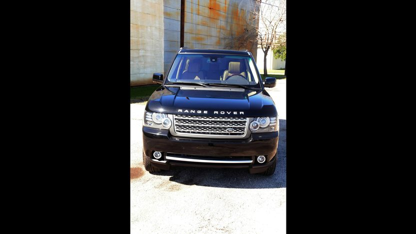 2011 Range Rover Mark III Supercharged 5.0L, Only 100 Miles presented as lot S190.1 at Houston, TX 2013 - image8