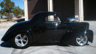 1941 Willys Coupe Street Rod Blown 468 CI, Air Ride presented as lot S193 at Houston, TX 2013 - thumbail image7