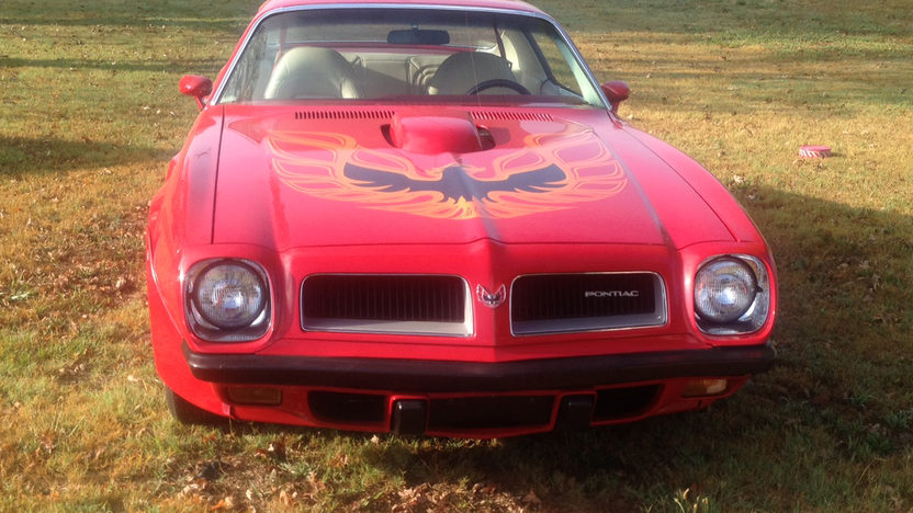 1974 Pontiac Trans Am Super Duty 1 of 943 Produced presented as lot S194 at Houston, TX 2013 - image8