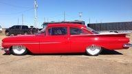 1959 Chevrolet Biscayne Dual Quad 283 CI, Air Ride presented as lot S199 at Houston, TX 2013 - thumbail image2