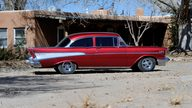 1957 Chevrolet Bel Air Sedan 350 CI, Automatic presented as lot S213 at Houston, TX 2013 - thumbail image2