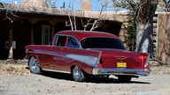 1957 Chevrolet Bel Air Sedan 350 CI, Automatic presented as lot S213 at Houston, TX 2013 - thumbail image3