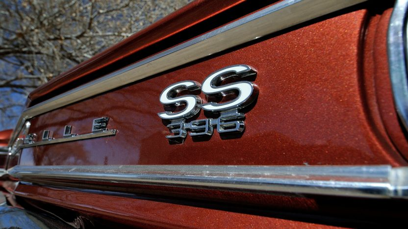 1966 Chevrolet Chevelle SS 396/325 HP, Automatic presented as lot S214 at Houston, TX 2013 - image11