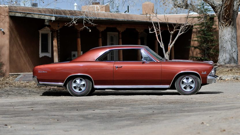 1966 Chevrolet Chevelle SS 396/325 HP, Automatic presented as lot S214 at Houston, TX 2013 - image2